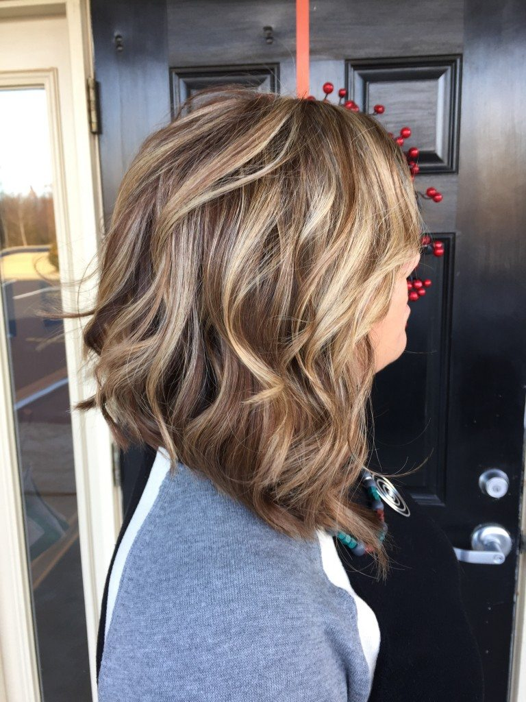 Balayage Hair Painting Pictures