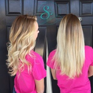 Greenville Balayage