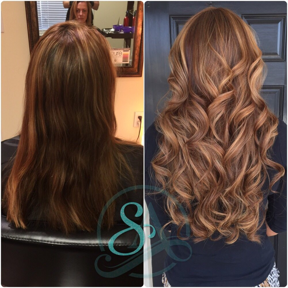 Greenville Fusion Extensions Salon Adelle