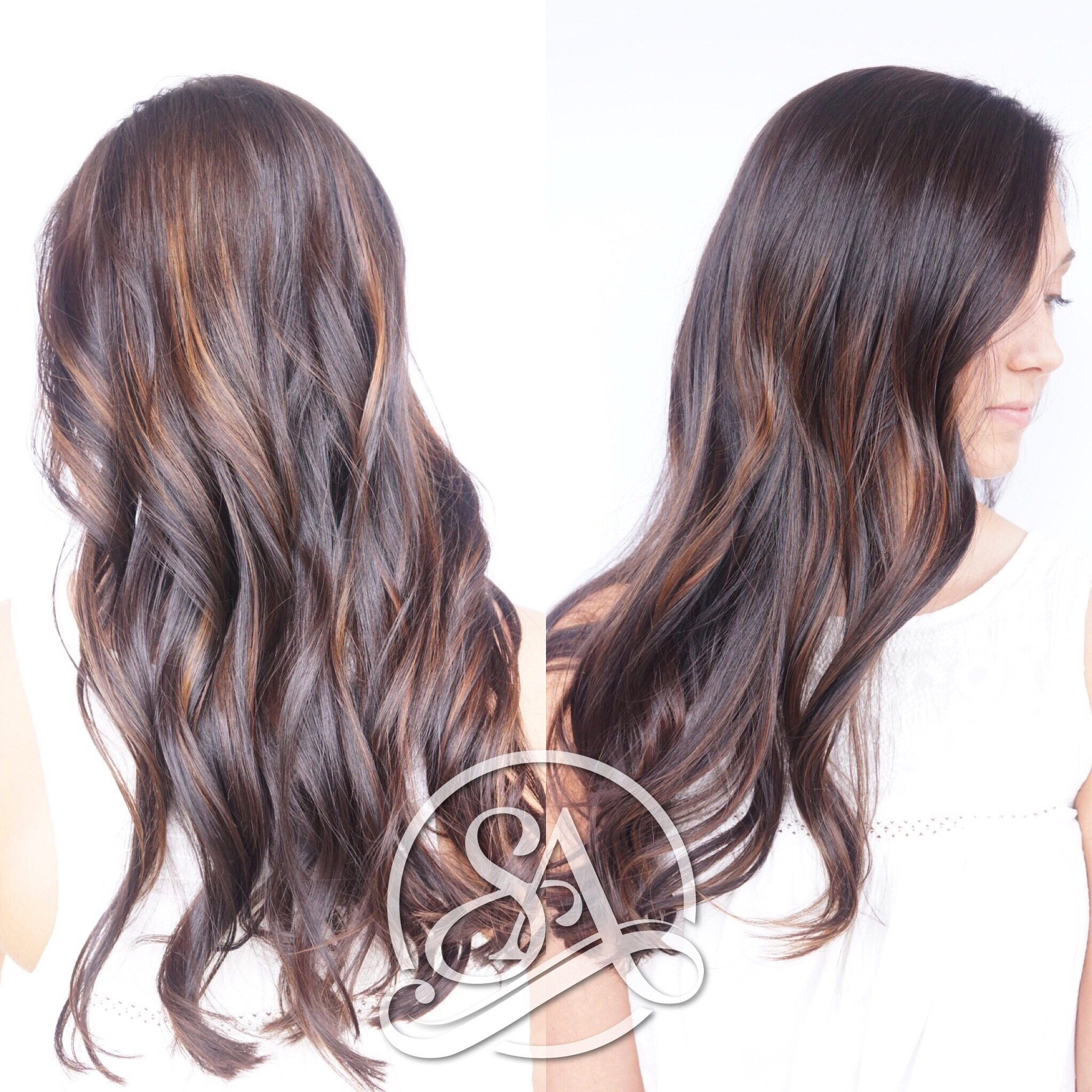 balayage hair salon
