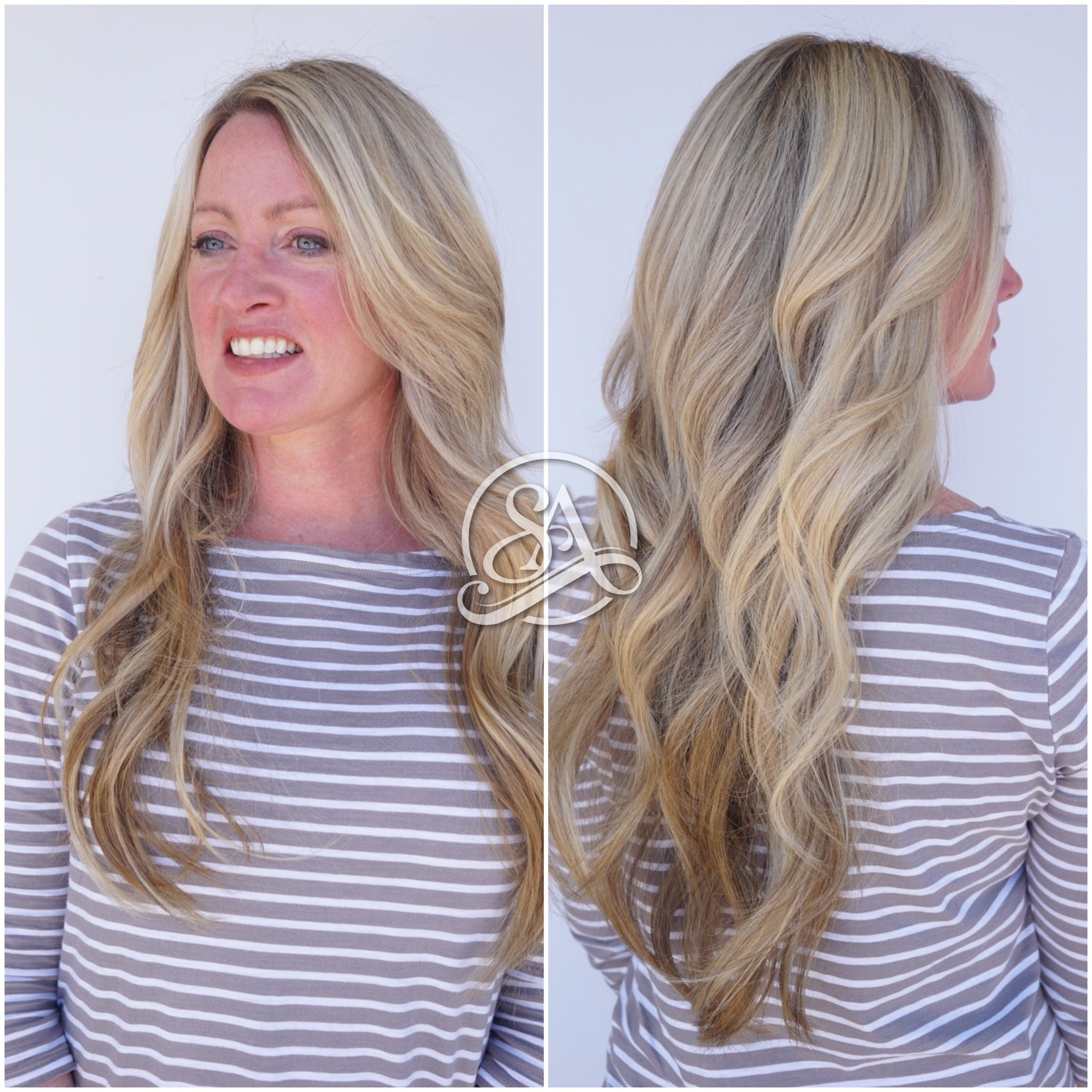 hair extensions in greenville